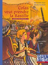Colas veut prendre la Bastille 1